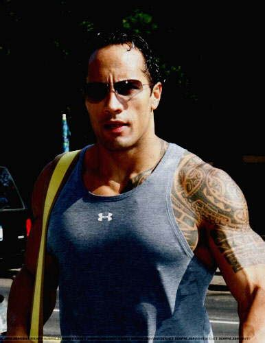 johnson tattoo dwayne johnson tattoos pictures