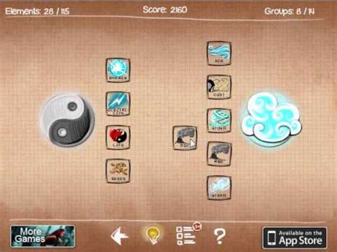 doodle guide 170 elements doodle god walkthrough with tips hints cheats and
