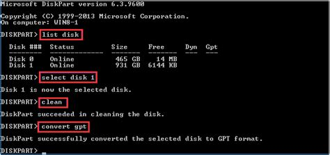 diskpart format partition gpt top solution convert mbr to gpt disk in windows 10 w o