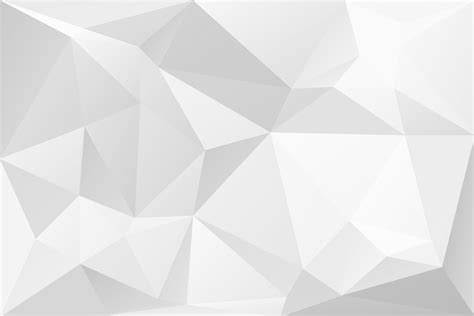 White Low Poly 10 polygon white background part 4 textures on creative