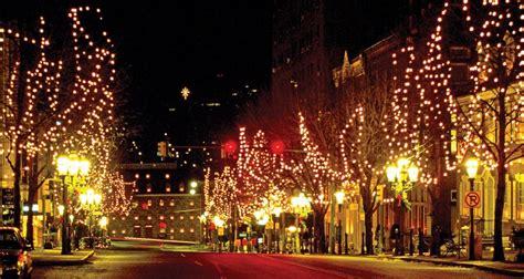 main street bethlehem pennsylvania christmas pinterest
