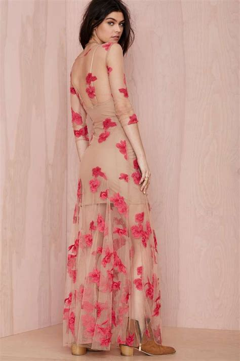 Maxi Flowbor Pink Ab rope em in satin jumpsuit lace maxis and for and
