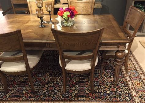 Rustic Area Rugs For Dining Room Carpeting And Area Rugs Rustic Dining Room Other