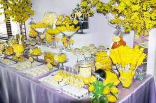 Yellow Buffet Table How To Set Up A Diy Buffet Wedding Bat Bar