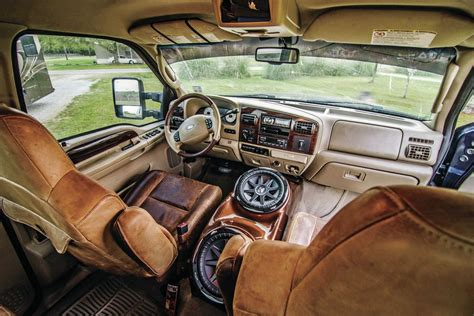 King Ranch F250 Interior 2006 ford f 250 king ranch house of gearheads 8