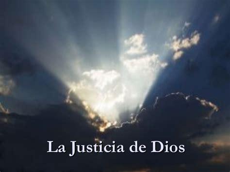 imagenes justicia de dios la justicia de dios