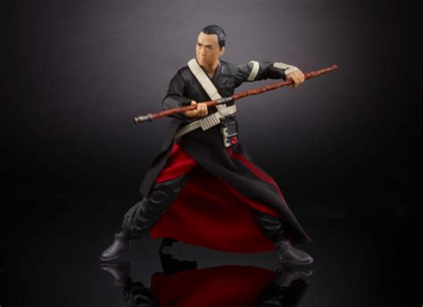 Hasbro Wars Rogue One Black Series 2016 Chirrut Imwe 6 Inch hasbro archives yodasnews wars figures collectibles and news