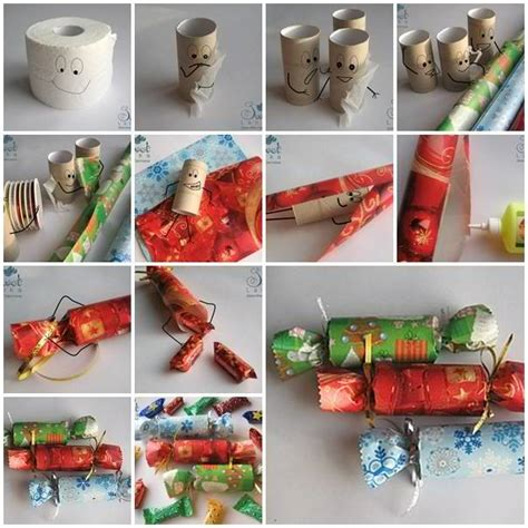 Paper Rolling Craft Ideas - find utility in 21 creative toilet paper roll crafts