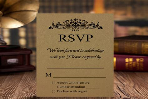 What Does Rsvp On An Invitation Card what does rsvp in an invitation card