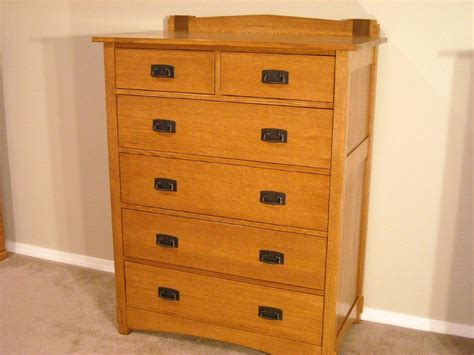 Arts And Crafts Dresser by Wedge And Arts Crafts Dresser Finewoodworking
