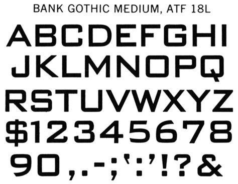 font bank bank