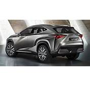 Lexus LF NX Previews Upcoming Compact SUV Image 196484