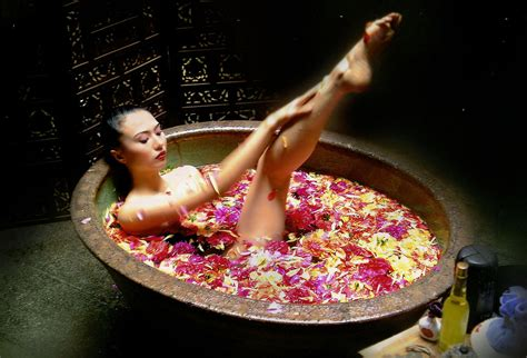 flower bathtub flower bath by samlim on deviantart