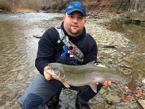 pa fish and boat trout regulations northern pennsylvania fishing report december 11 2014