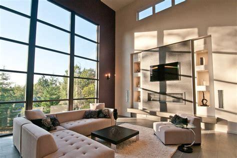 Living Room Window Wall Synergy Great Room Window Wall Modern Family Room