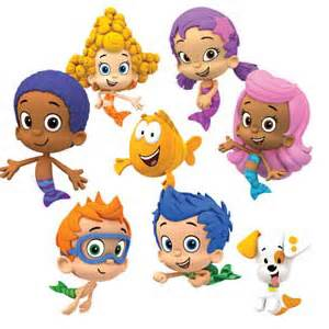 bubble guppies pictures overview with all kind of craft images