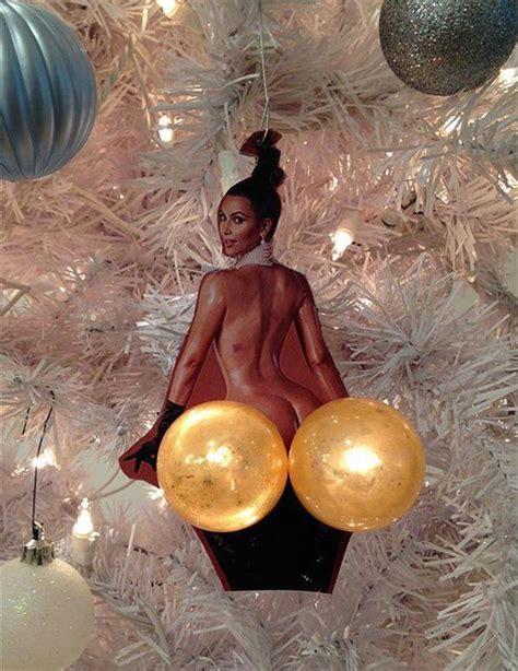 i bet your grandma never had christmas ornaments like