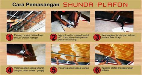Shunda Plafon Pvc 6mm shunda plafon pilihan tepat plafon rumah anda minimalist