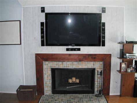 fireplace media center contemporary living room