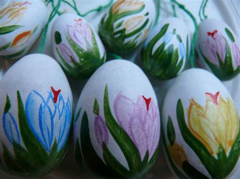 decorated eggs nen gallery