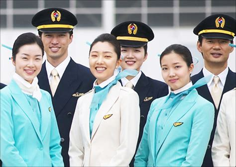 Korean Air Cabin Crew by Korean Air Snubs Gender Discrimination Accusation