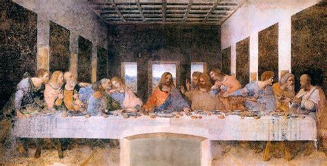 cuadro la ultima cena da vinci lienzo tela la 218 ltima cena leonardo da vinci 60x120 cm