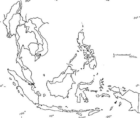 blank map of southern asia sybaljumi east asia map blank