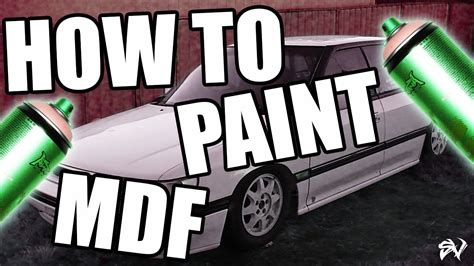 how to paint sikvibration how to paint mdf stop splotchy paint
