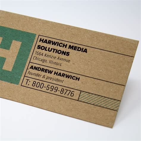 Vista Print Square Business Cards