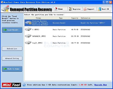 power data recovery free download download minitool power data recovery free