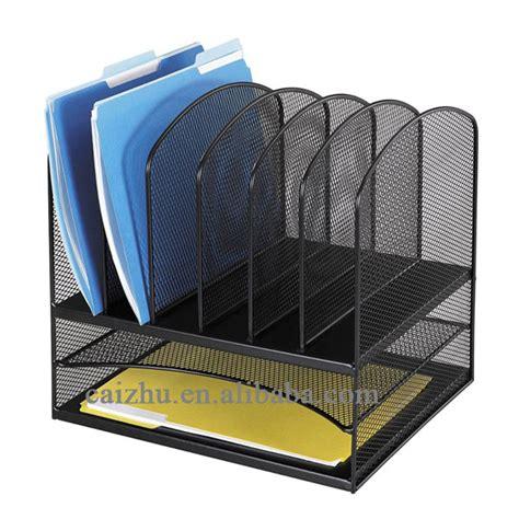 wire mesh desk organizer black wire mesh office desk organizer file hoder paper