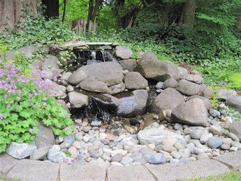 pondless waterfall for the backyard for the yard