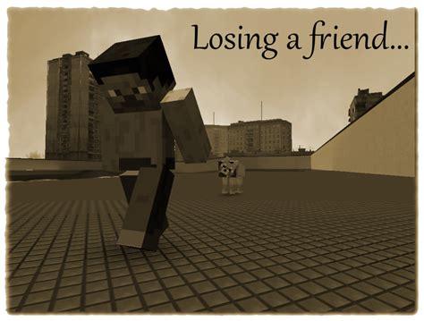 losing a losing a friend by dylrocks95 on deviantart