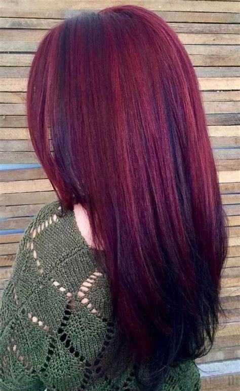 mahogany colored hair best 25 mahogany hair colors ideas on