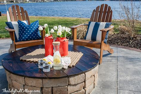 diy fire pit ideas our cing adventure begins four
