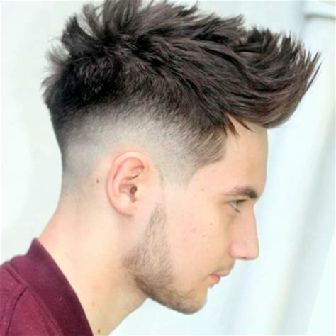 men hair cuts no side burns image gallery men s sideburns