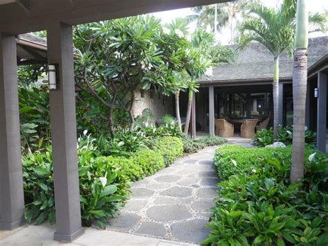 Landscape Supply Oahu Kailua Beach Oahu Tropical Landscape Hawaii By