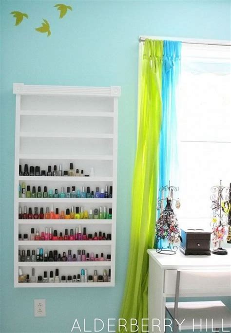 Build Your Own Nail Rack by How To Make Your Own Nail Rack Diy Projects Craft