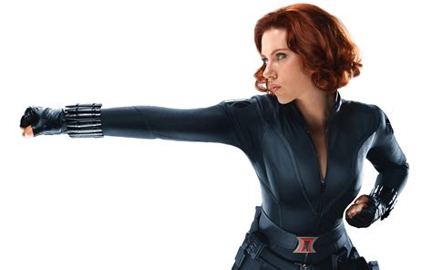black widow scarlett johansson as black widow in avengers wallpapers