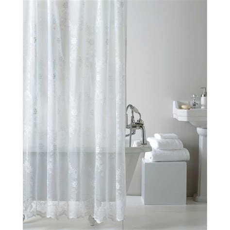 quality peva shower curtain with ring hooks for bathroom