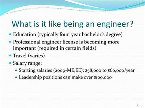 Bsme Mba Salary by Ppt Future Of Robotics Engineering Powerpoint