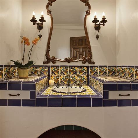 spanish style bathrooms best 25 spanish style bathrooms ideas on pinterest spanish bathroom spanish design