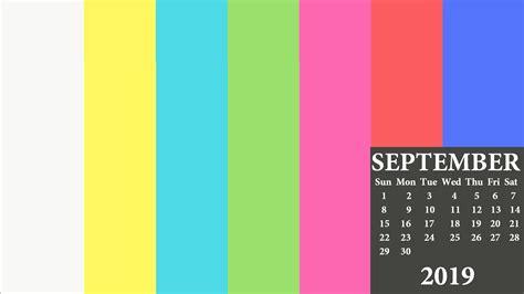 september  desktop calendar wallpaper