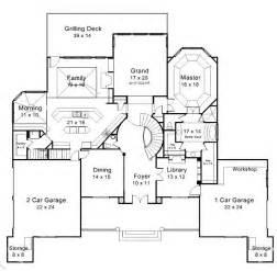 1300 square foot floor plans european house plan 106 1300 4 bedrm 4504 sq ft home