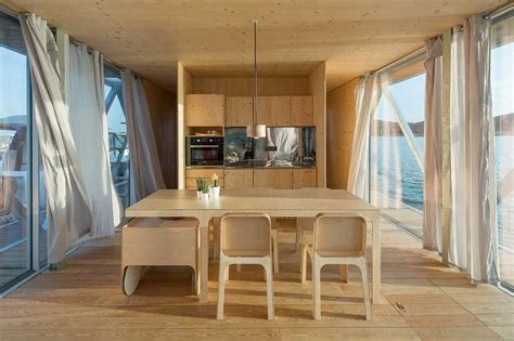 floatwing modular floating house by portugal s friday floatwing modular floating house by portugal s friday