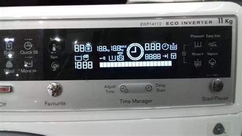 Mesin Cuci Electrolux Hydrosonic Wash mesin cuci electrolux ewf 14112