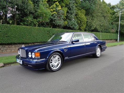 bentley mulliner bentley brooklands r mulliner 45 of 100 bentley register