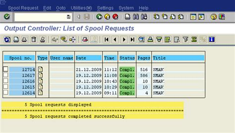 sap abap tutorial videos sap tutorial convert spool request to pdf file using