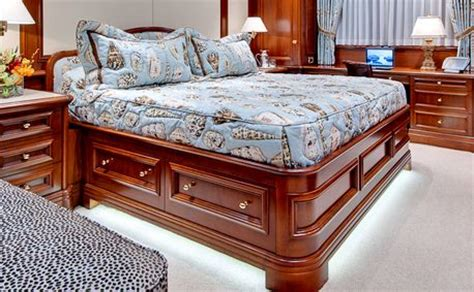 Bed Linens For Yachts David S Drapery Workroom Top Quality Custom Residential