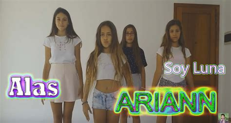 tutorial de grupo yoga alas soy luna ariann coreograf 237 a tutorial youtube